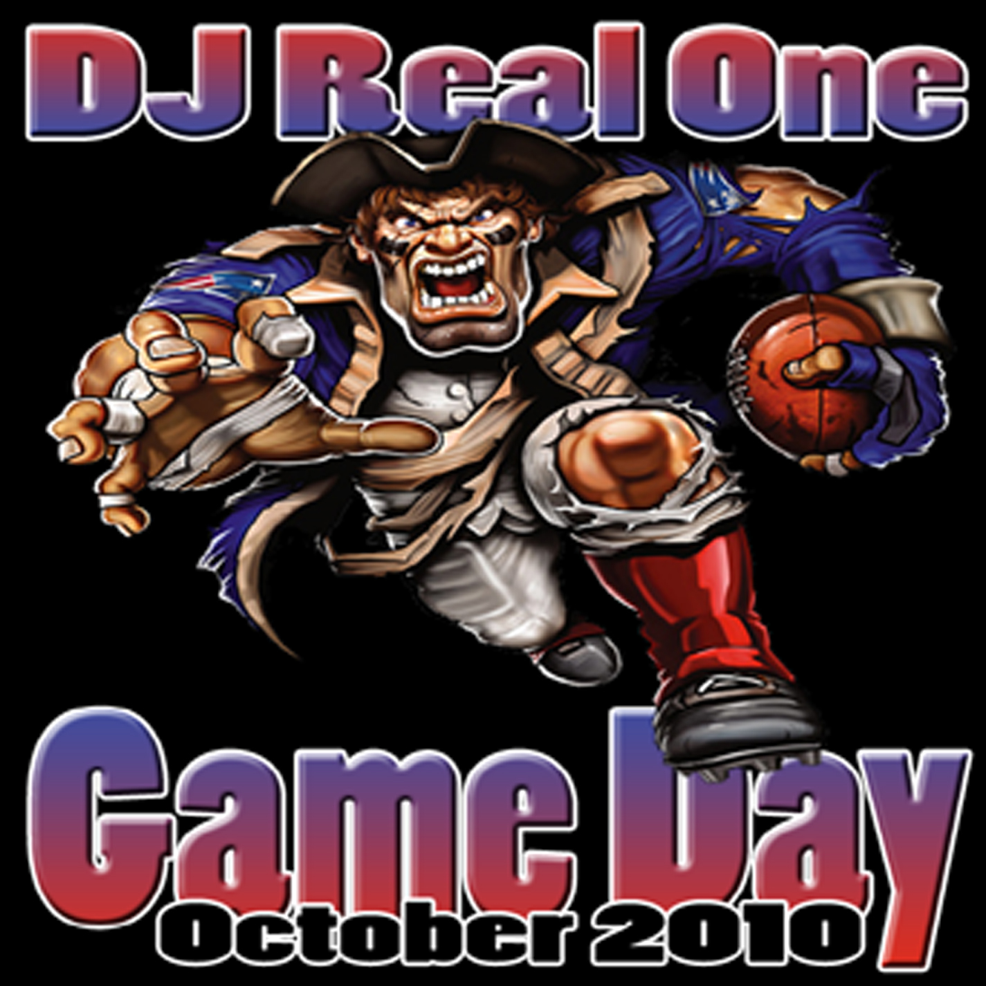 DJ Real One's Game Day CD